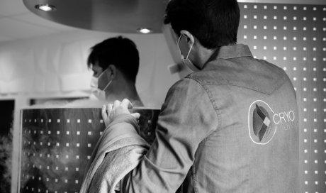 Séance de cryothérapie corps entier à Annecy