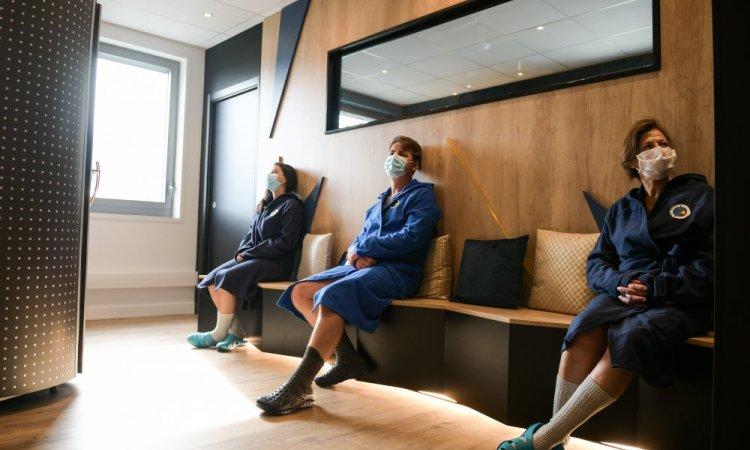 séance de cryothérapie corps entier à Annecy pour la récuperation des sportifs