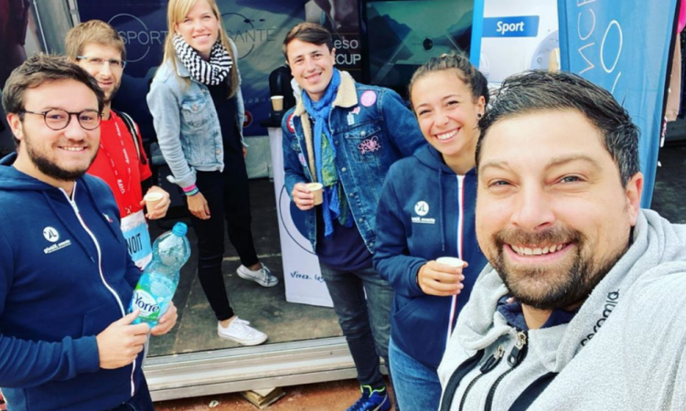 Team Cryo Advance lors de la Run in Lyon 2019