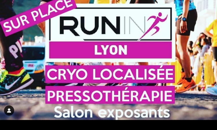 Soins et services proposés aux coureurs lors de la Run in Lyon 2019